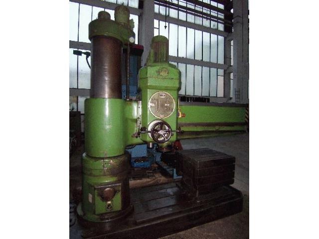 WMW Radialbohrmaschinen  BR 56c1600 - 1
