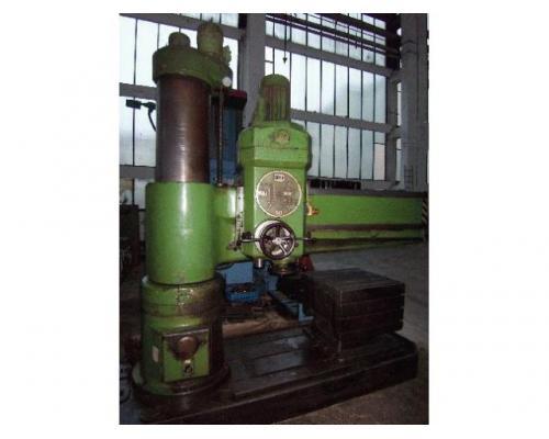 WMW Radialbohrmaschinen  BR 56c1600 - Bild 1