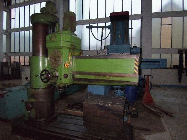 WMW Radialbohrmaschinen  BR 56c1600 - 2
