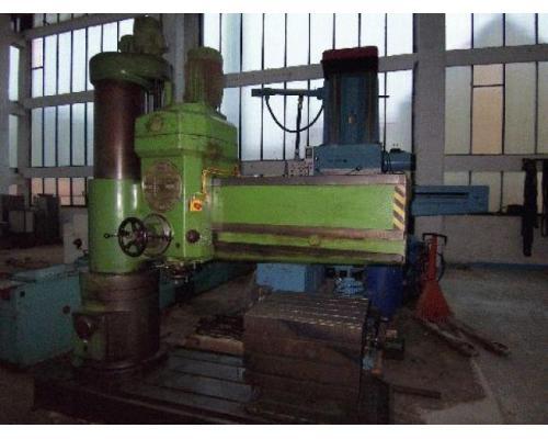 WMW Radialbohrmaschinen  BR 56c1600 - Bild 2