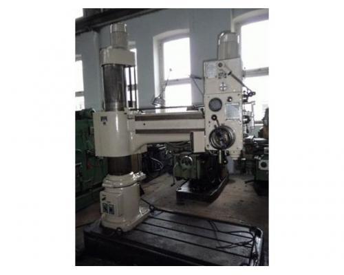 WMW Schmoelln Radialbohrmaschinen  BR 32 x1250 - Bild 1