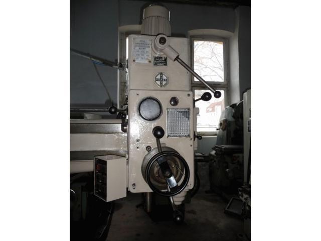 WMW Schmoelln Radialbohrmaschinen  BR 32 x1250 - 2