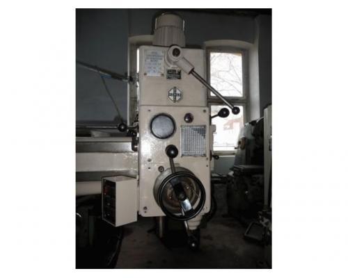 WMW Schmoelln Radialbohrmaschinen  BR 32 x1250 - Bild 2