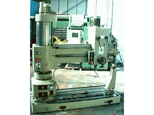 WMW Radialbohrmaschinen  BR 50x 1600 - 1