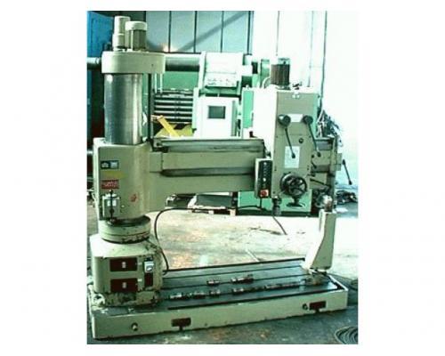 WMW Radialbohrmaschinen  BR 50x 1600 - Bild 1