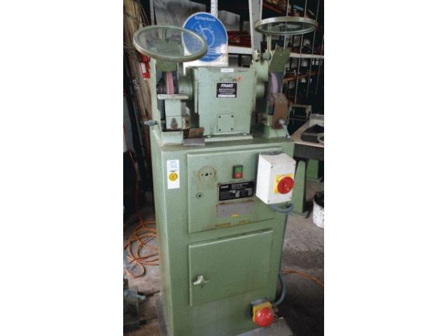 FAMO Werkzeugschleifmaschinen G 200A - 1