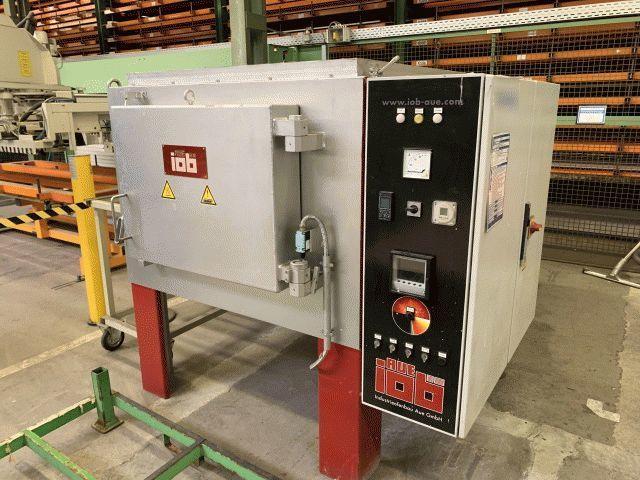 IOB SIMPLON AUE Industrieanlagen/Produktionslinien  EKO – 60/40/150-36 - 1
