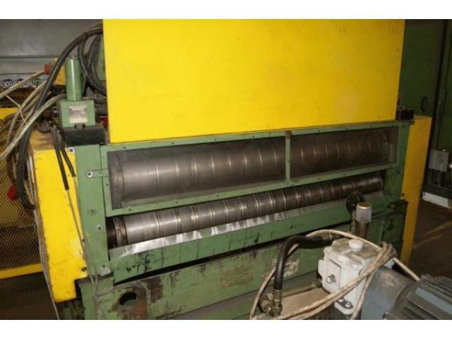 KELLER Sickenmaschine E911002 - 2