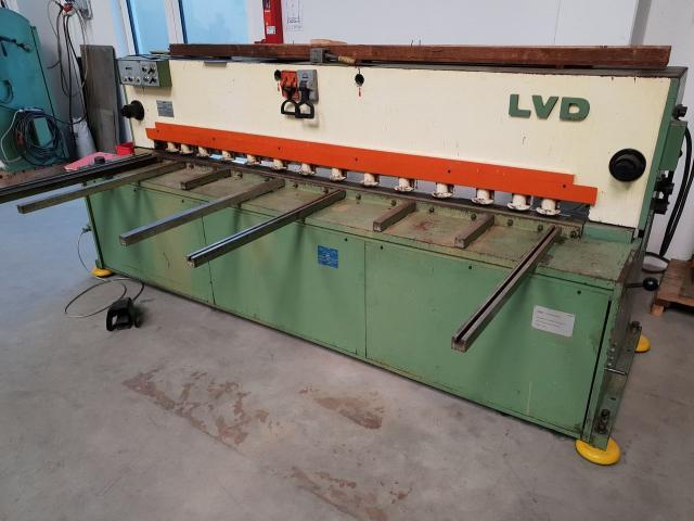 LVD MV 25 - 4 hydraulische Tafelschere - 1