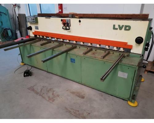 LVD MV 25 - 4 hydraulische Tafelschere - Bild 1