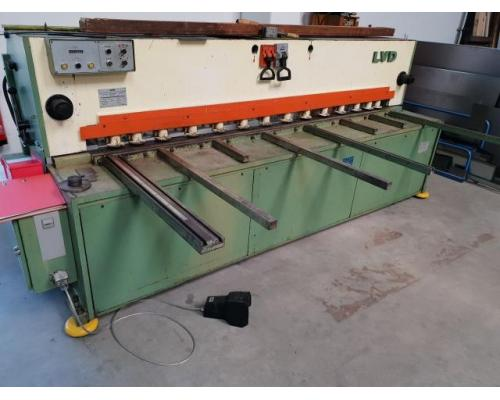 LVD MV 25 - 4 hydraulische Tafelschere - Bild 2