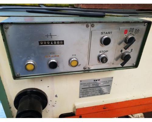 LVD MV 25 - 4 hydraulische Tafelschere - Bild 3