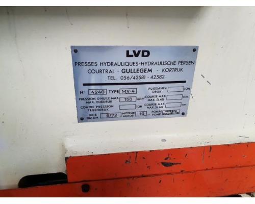 LVD MV 25 - 4 hydraulische Tafelschere - Bild 4