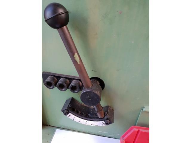 LVD MV 25 - 4 hydraulische Tafelschere - 6
