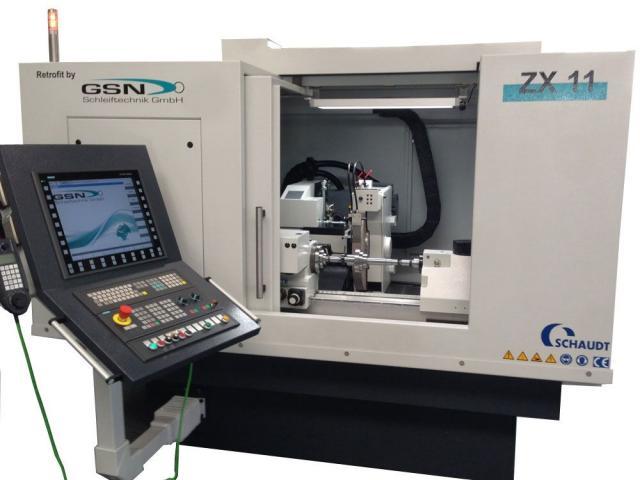 Schaudt ZX11 600 Schleifmaschine - 2