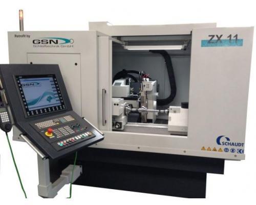 Schaudt ZX11 600 Schleifmaschine - Bild 2