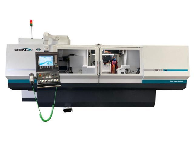 Studer S40 1000 Schleifmaschine - 1