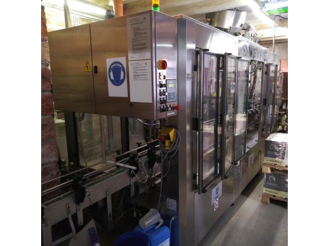 MBF Syncrofill Abfüllanlage für Weinflaschen - 1