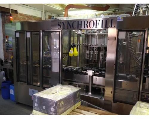 MBF Syncrofill Abfüllanlage für Weinflaschen - Bild 6