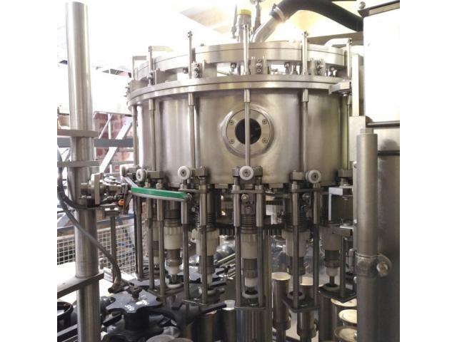 MBF Syncrofill Abfüllanlage für Weinflaschen - 7
