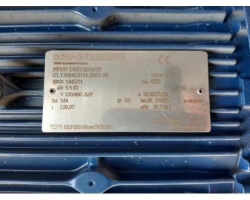 SEW EURODRIVE Flach-Getriebemotor FF107 - Bild 2