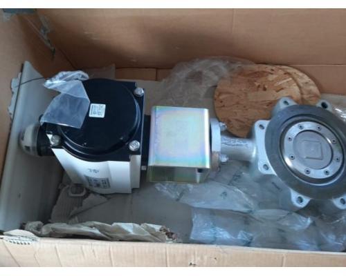 TYCO PremiAir 070 Pneumatischer Schwenkantrieb mit Ex-Klappe - Bild 2