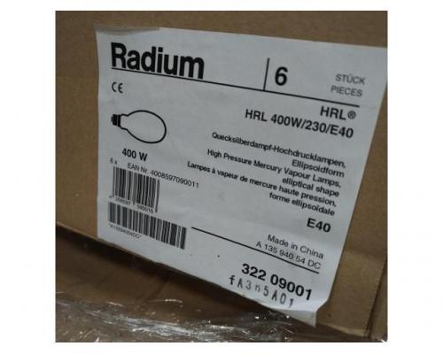 RADIUM diverse neue Lampen aus Lager-Restbestand - Bild 1