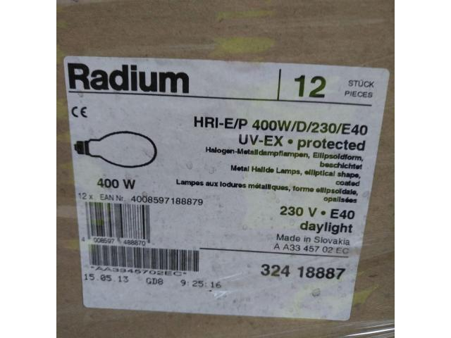 RADIUM diverse neue Lampen aus Lager-Restbestand - 6
