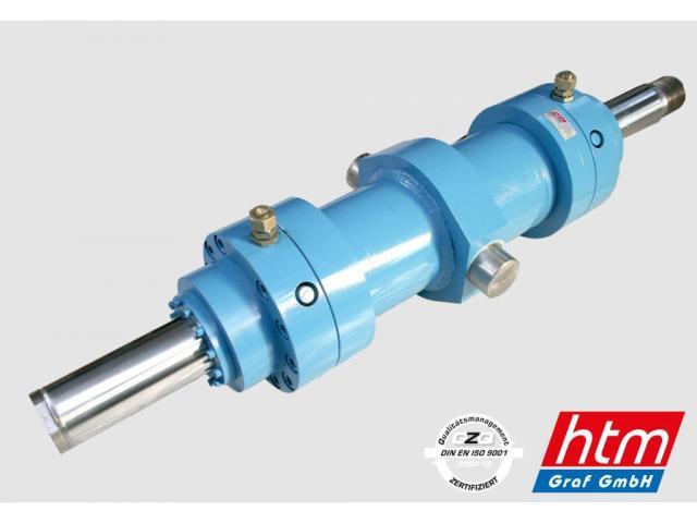 HTM GRAF Neue Hydraulikzylinder nach Maß - 5