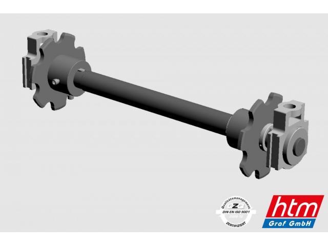 HTM GRAF Neue Hydraulikzylinder nach Maß - 7