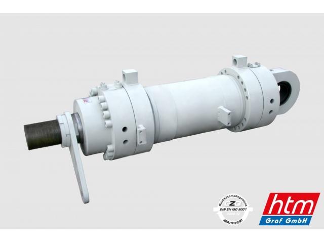 HTM GRAF Neue Hydraulikzylinder nach Maß - 8