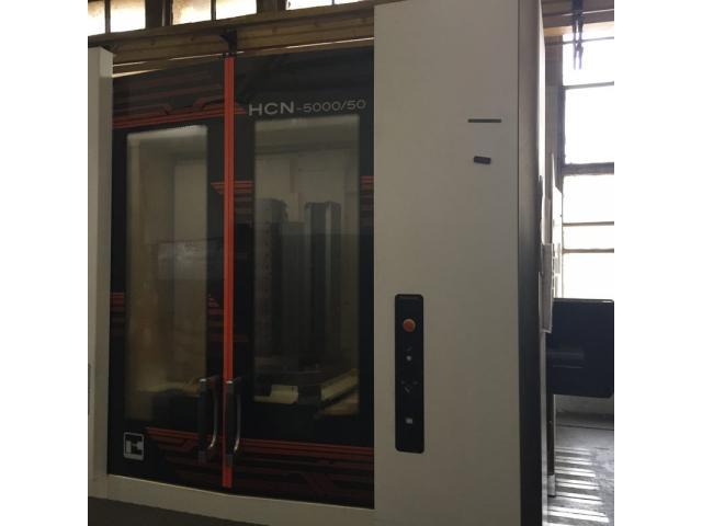 Mazak - HCN 5000/50 - 1