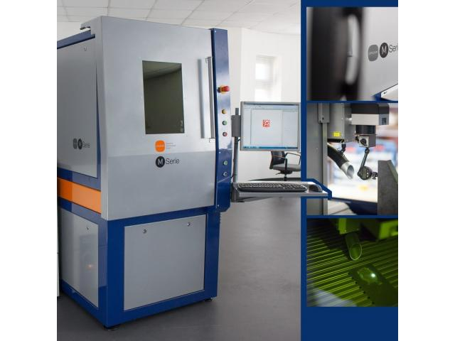 Laser Beschriftungs Maschine M 400 Serie - 1