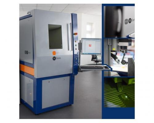 Laser Beschriftungs Maschine M 400 Serie - Bild 1