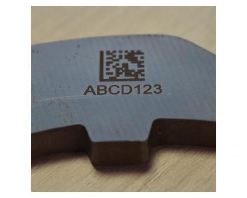 Laser Beschriftungs Maschine M 400 Serie - Bild 3