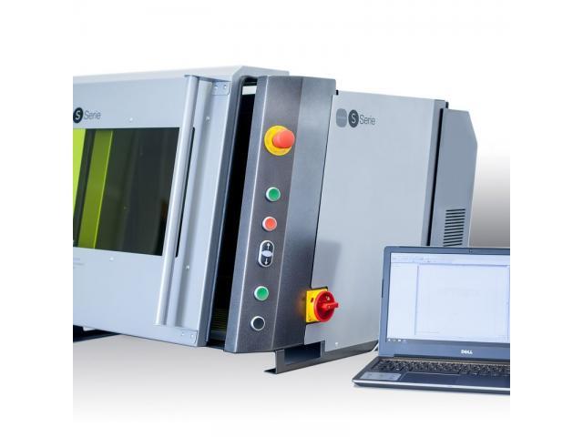 Laser Beschriftungs Maschine S Serie - 1