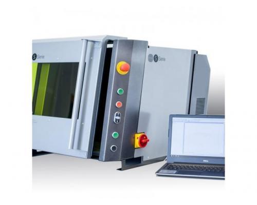 Laser Beschriftungs Maschine S Serie - Bild 1