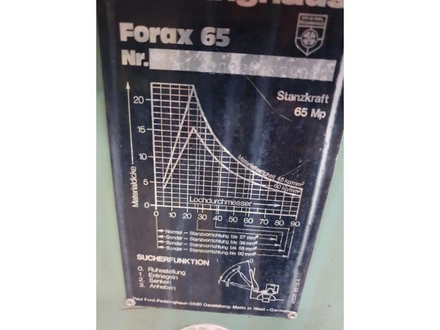 Peddinghaus Forax 65 Lochstanze - 4