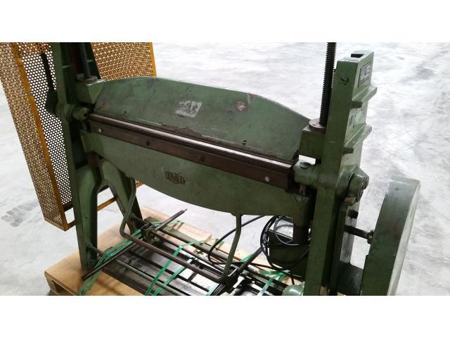Fasti 204-10-2 Schwenkbiegemaschine - 1
