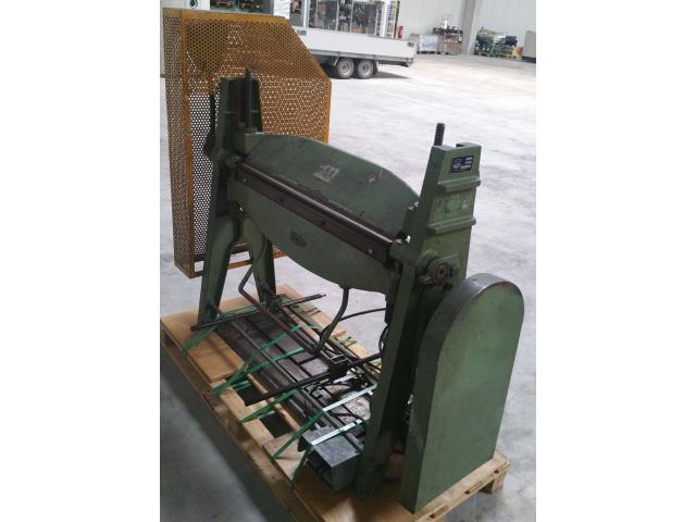 Fasti 204-10-2 Schwenkbiegemaschine - 6