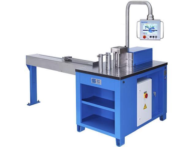 Hydraulische Biegemaschine 420 CNC-WP - 1