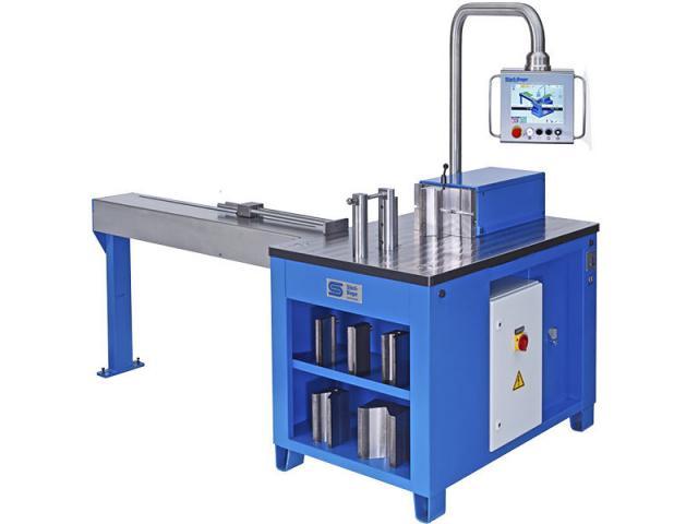 Hydraulische Biegemaschine 420 CNC-W - 1