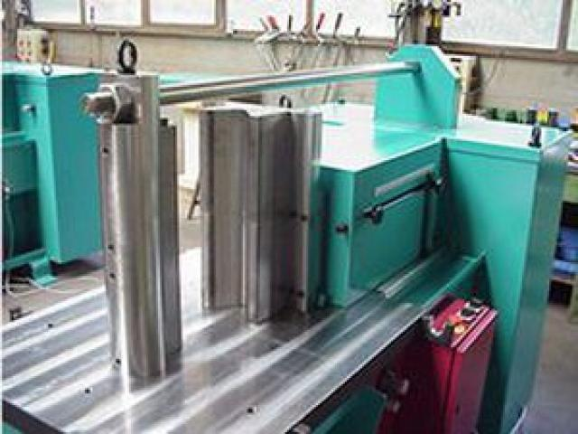 Hydraulische Biegemaschine 420 CNC-W - 2