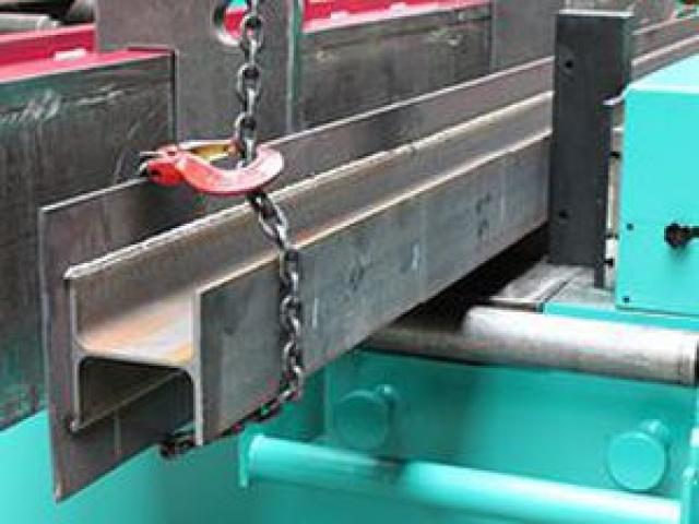 Hydraulische Biegemaschine 220 HE - 4