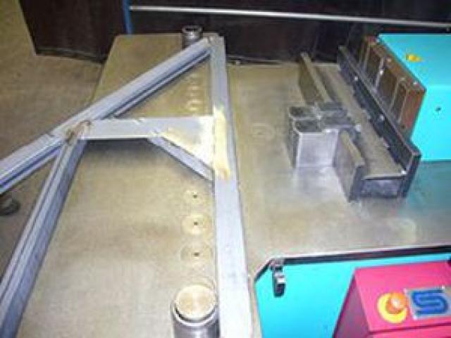 Hydraulische Biegemaschine 220 HE - 5