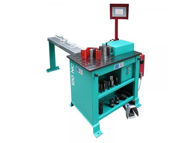 Hydraulische Biegemaschine 120 CNC - 1