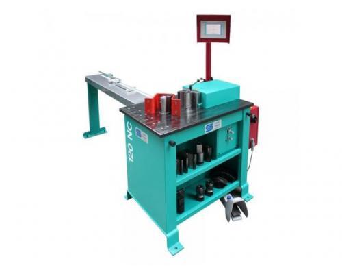 Hydraulische Biegemaschine 120 CNC - Bild 1