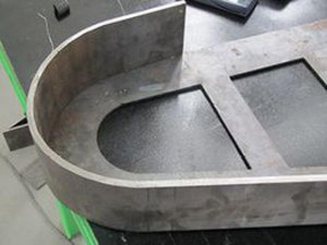 Hydraulische Biegemaschine 120 CNC - 2