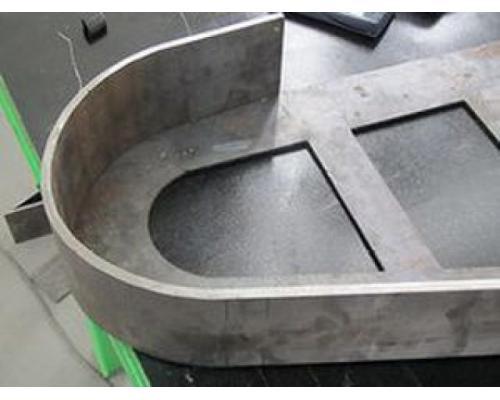Hydraulische Biegemaschine 120 CNC - Bild 2
