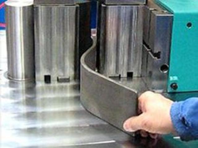 Hydraulische Biegemaschine 120 CNC - 3